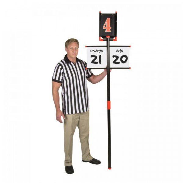 flag-triple-threat-down-marker-and-scoreboard
