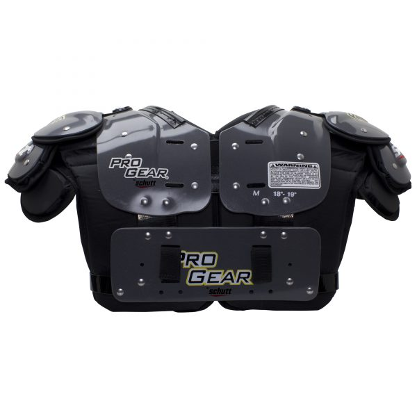 CL-10-Pro-Gear-Shoulder-Pad_Varsity_Medium_Back-CL-10-M