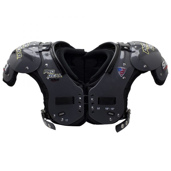 CL-17-Pro-Gear-Shoulder-Pad_Varsity_Medium_Front-CL-17-M