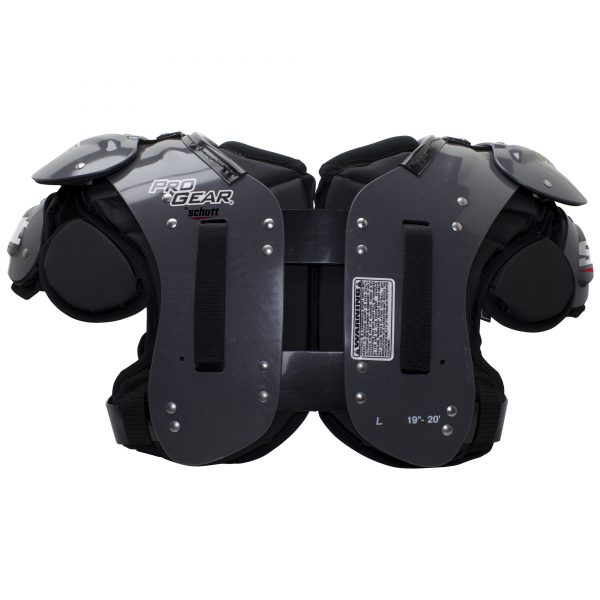 CL-60-Pro-Gear-Shoulder-Pad_Varsity_Large_Back-Cl-60-L