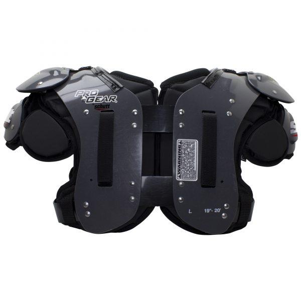 CL-60-Pro-Gear-Shoulder-Pad_Varsity_Large_Back-Cl-60-L