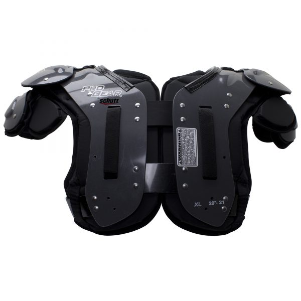 CL-65-Pro-Gear-Shoulder-Pad_Varsity_X-Large_Back-CL-65-XL