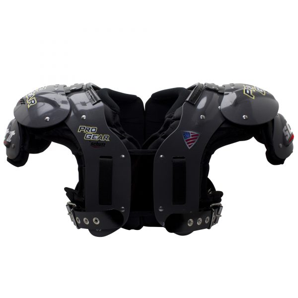 CL-65-Pro-Gear-Shoulder-Pad_Varsity_X-Large_Front-CL-65-XL